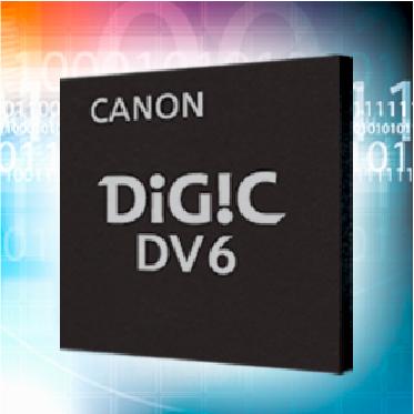 影像处理平台 DIGIC DV 6