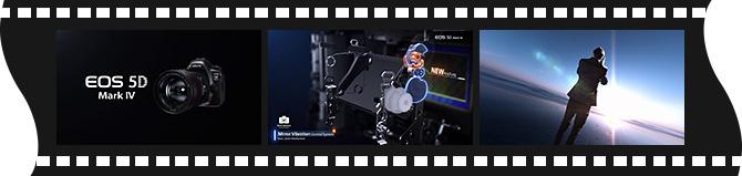 [广告]EOS 5D Mark IV推广视频