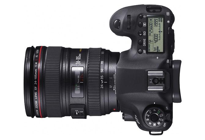 EOS 6D|产品外观