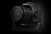 专业性的附件 — 充分发挥EOS 7D Mark II拍摄能力的附件群