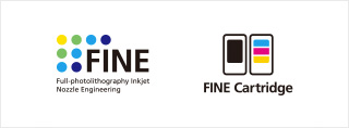 4色FINE一體式墨盒