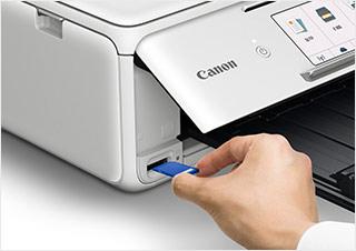 SD卡直接打印