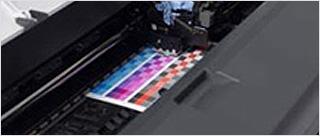 全新打印头技术