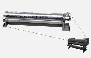 稳定的输出保证-全新设计的机械平台
