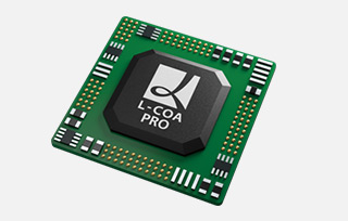 全新引擎高速处理-高性能L-COA PRO 芯片